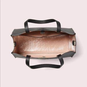 kate spade Bags - Kate Spade Medium Sam Satchel Black
